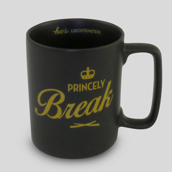 Cup princely break